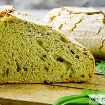 Brot #29 – Bärlauchbrot