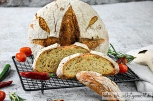 DIY Grillpaket - Grillbrot