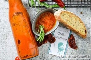 DIY Grillpaket - Ketchup
