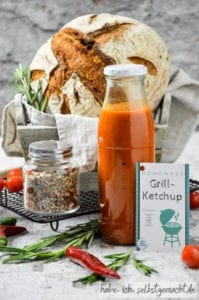 DIY Grillpaket als Geschenk aus der Küche