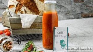 DIY Grillpaket - Ketchup selbermachen