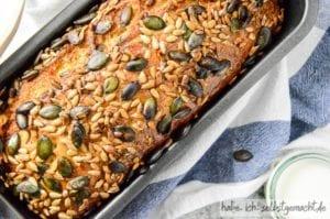 Dinkel Buttermilch Brot
