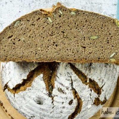 Brot #62 – Leinsamen Brot