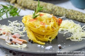 Spaghettimuffins