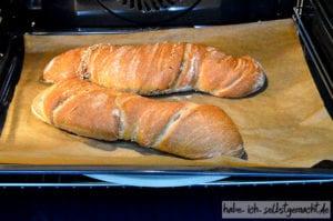 Wurzelbrot - im Dampfbackofen gebacken