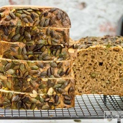 Brot #66 – Dinkel Vollkornbrot mit Kernen
