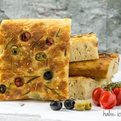 Brot #72 – Italienisches Focaccia