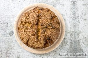 Foodblogger Missgeschicke - Ayurvedisches Frühstücksbrot