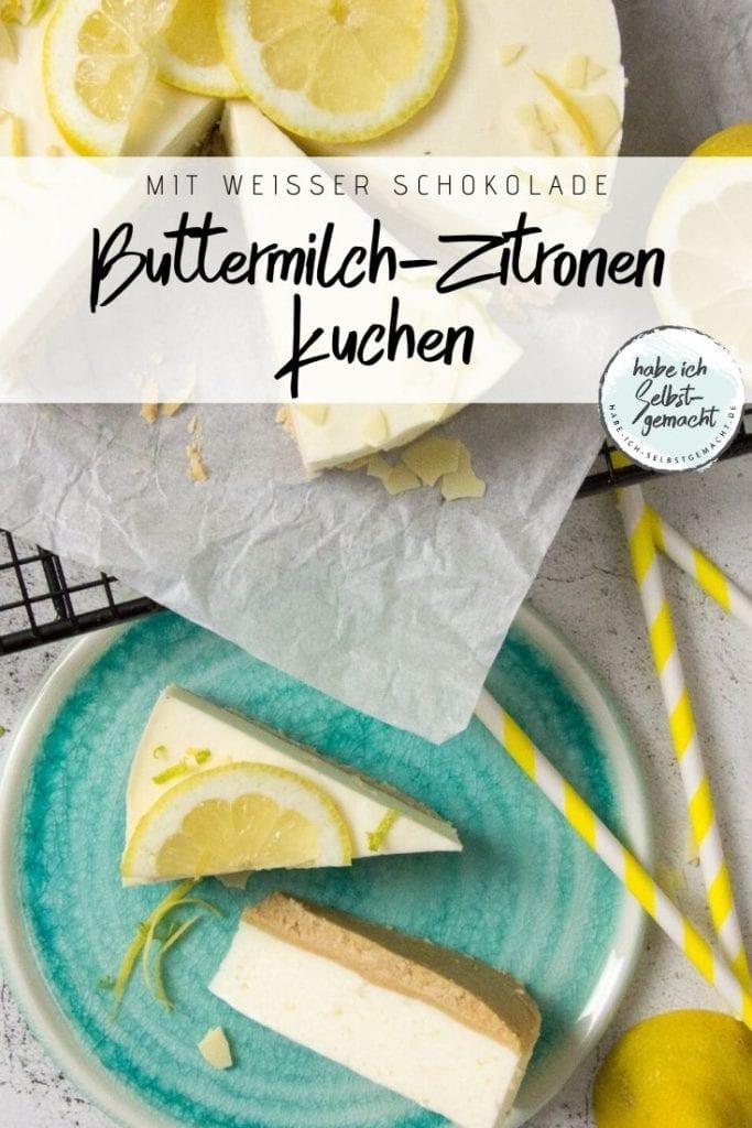 Buttermilch Zitronenkuchen