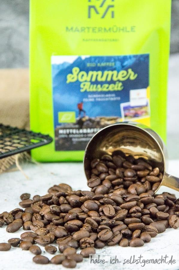 Dinkel Kaffeebrot - Kaffee der Kaffeemanufaktur Martermühle