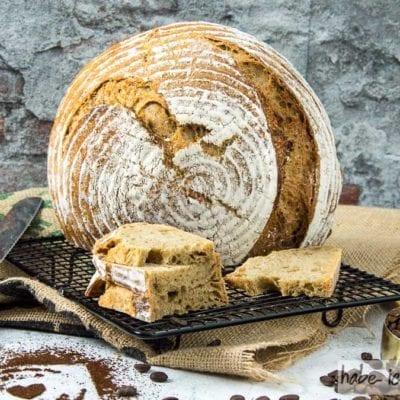 Brot #73 – Dinkel Kaffeebrot