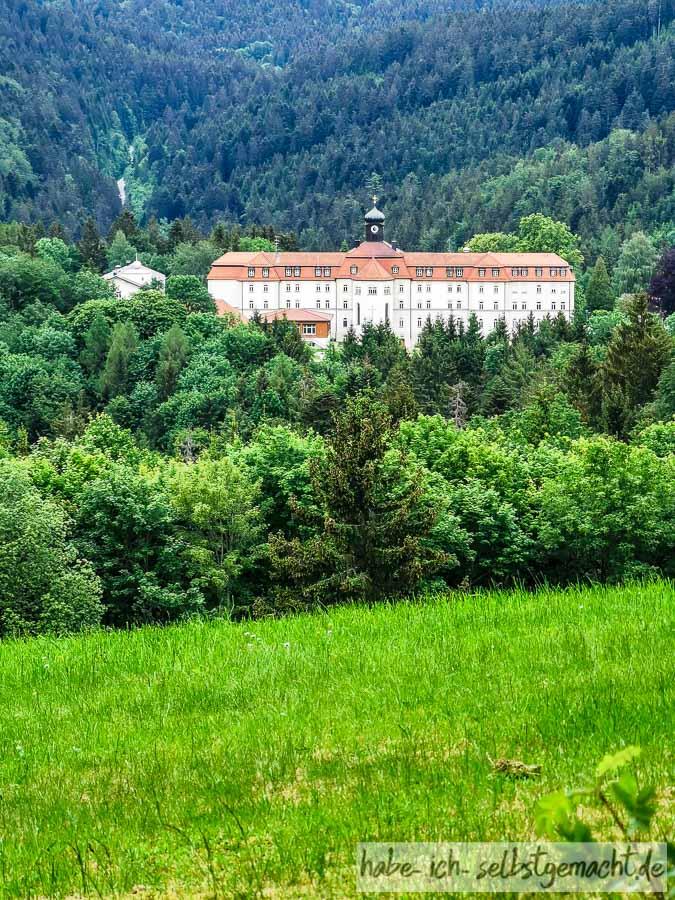 Kloster im Bayerischen Wald