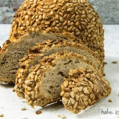 Brot #71 – Sonnenblumenbrot