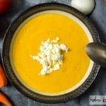 Tomaten Mango Suppe