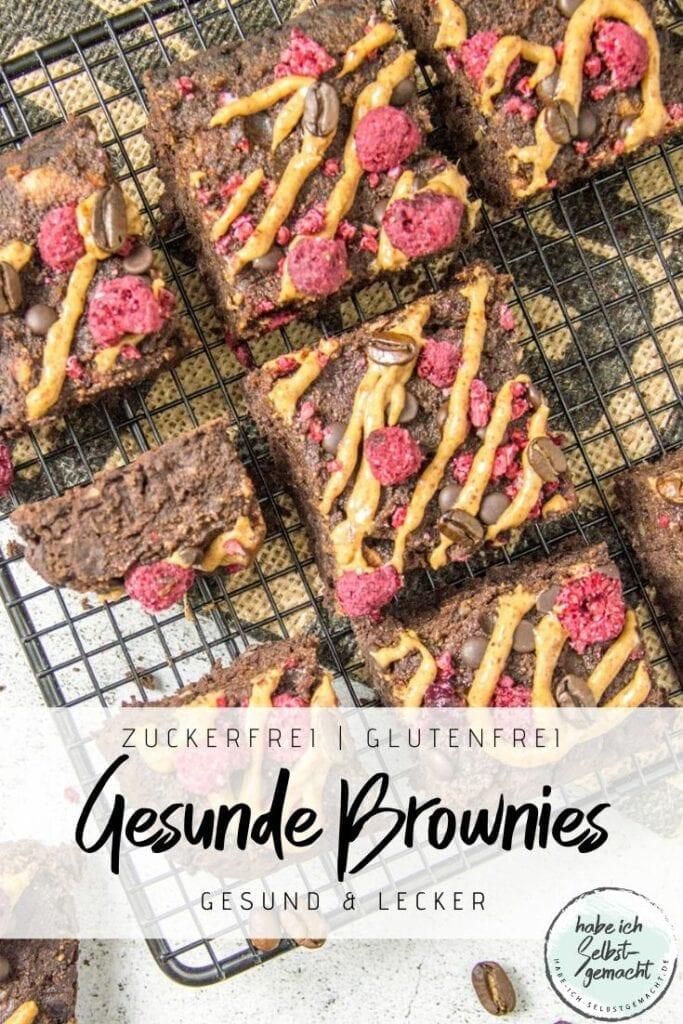 Brownies mit Bohnen