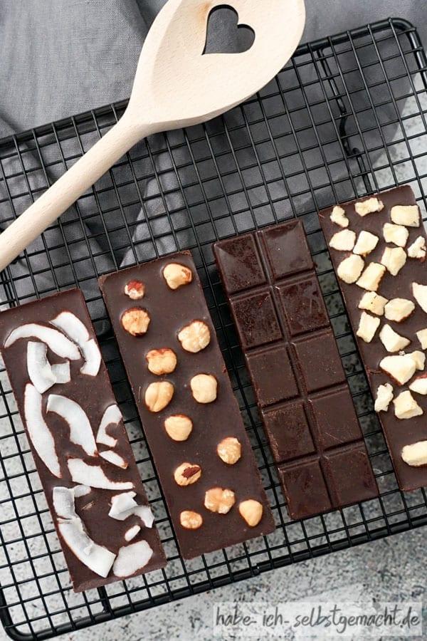 Dattel Schokolade