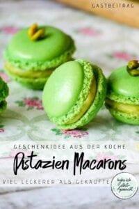 Pistazien Macarons Rezept
