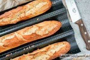 Baguettes Zuhause selber machen