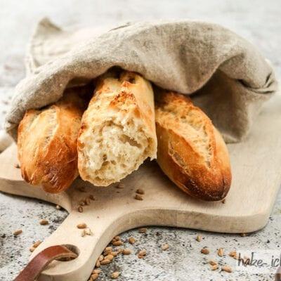 Brot #79 – Französisches Baguette