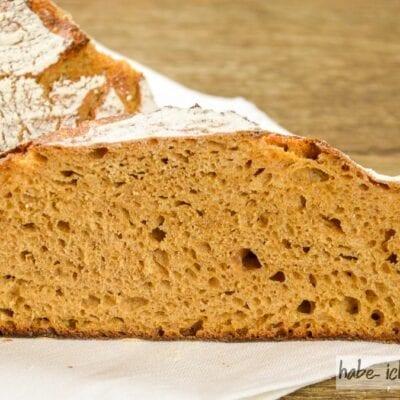 Brot #28 – Dinkelbrot mit Karotte