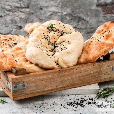 Brot #78 – Fladenbrot vom Grill
