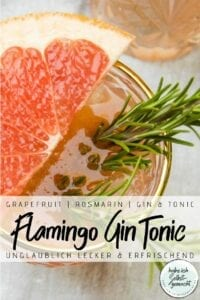 Flamingo Gin Tonic