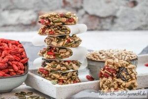 Low Carb Superfood Kekse