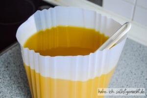 Seife selber machen - Flüssige Basisseife