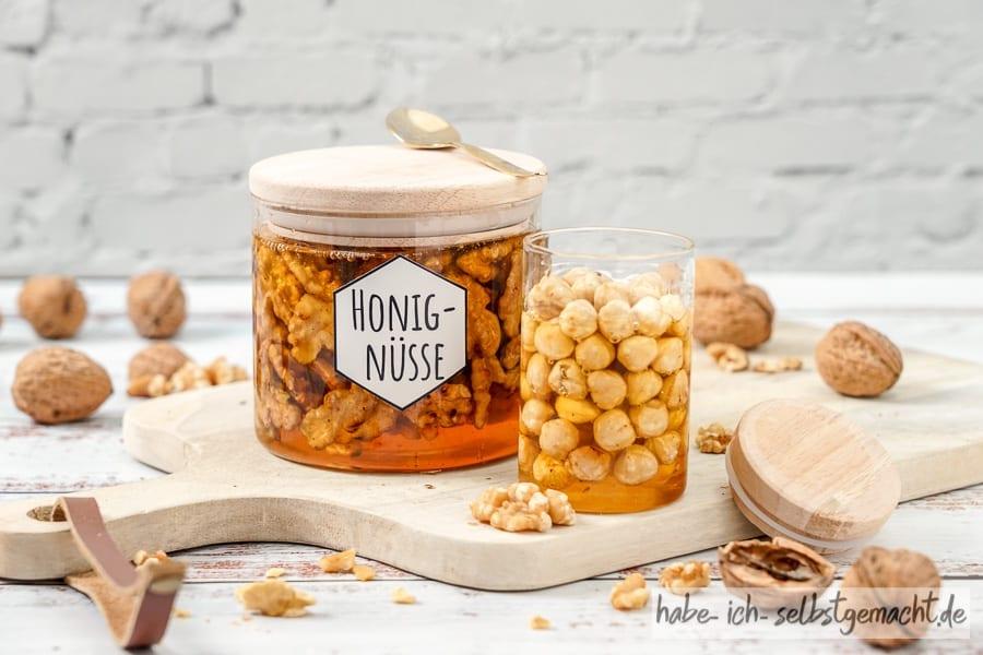 Honignüsse