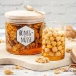 Nüsse in Honig (Honignüsse)