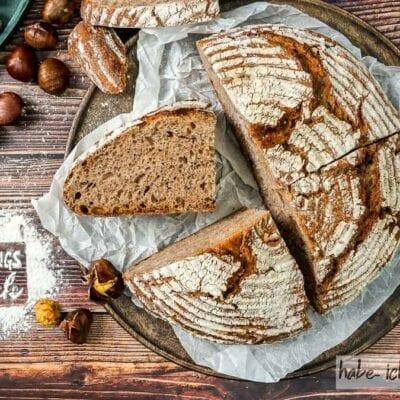 Brot #10 – Kastanienbrot