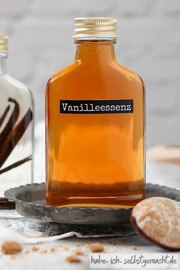 Vanilleessenz