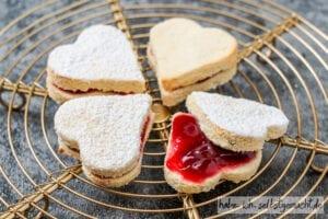Gesunde Kekse ohne Getreide und Zucker