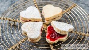 Gesunde Kekse ohne Zucker und Mehl