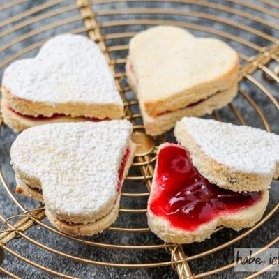Gesunde Kekse ohne Mehl und Zucker