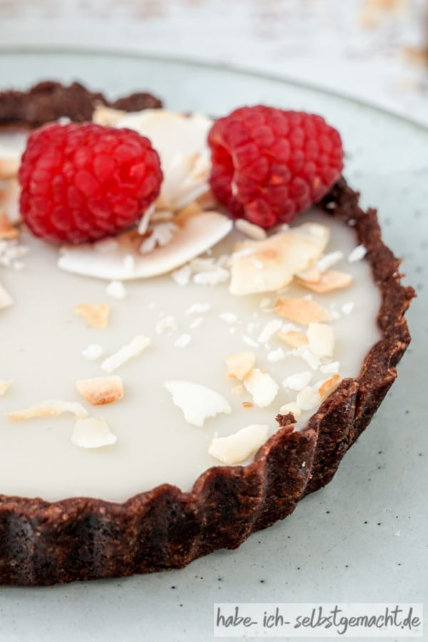 No Bake Kokos Törtchen