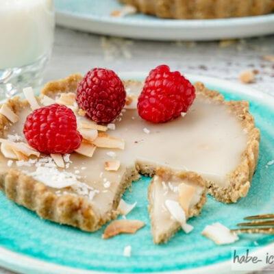 Gesunde Kokos Torteletts (vegan)