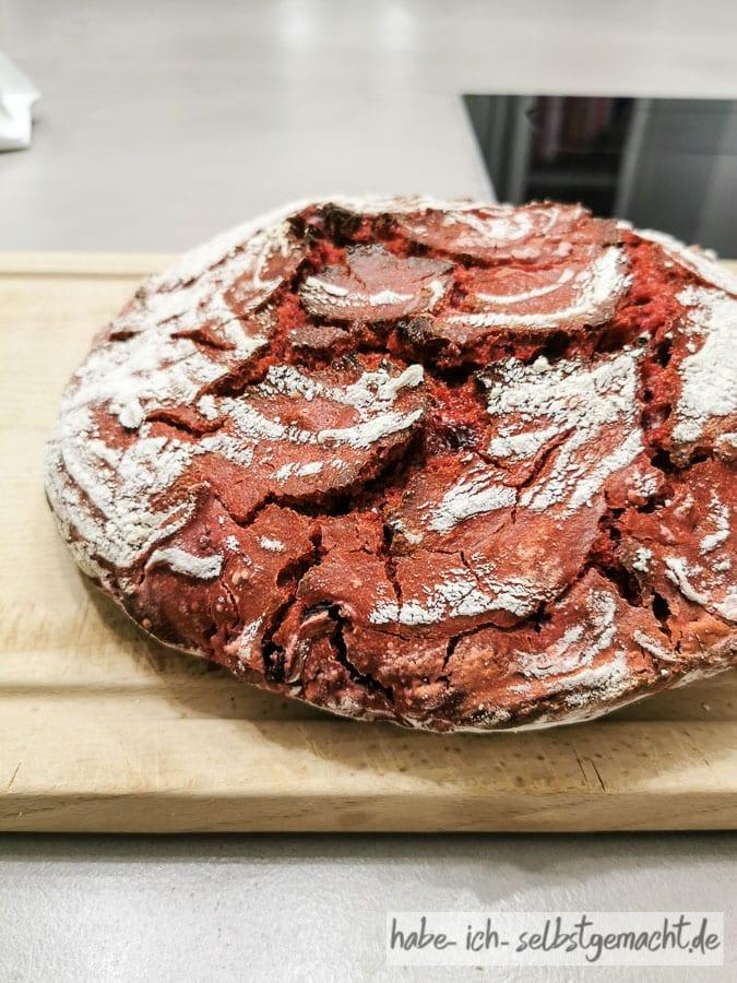 Rote Beete Brot - Backfehler