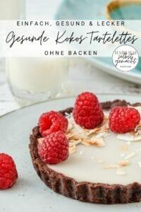 Glutenfreie Kokos-Tartelettes mit Kakao