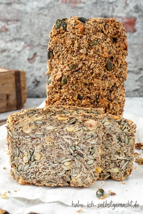 Frisches Low Carb Brot