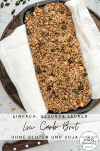 Das beste Low Carb Brot
