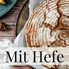 Kategorie Brot mit Hefe