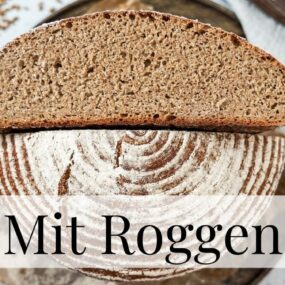 Kategorie Brot mit Roggen