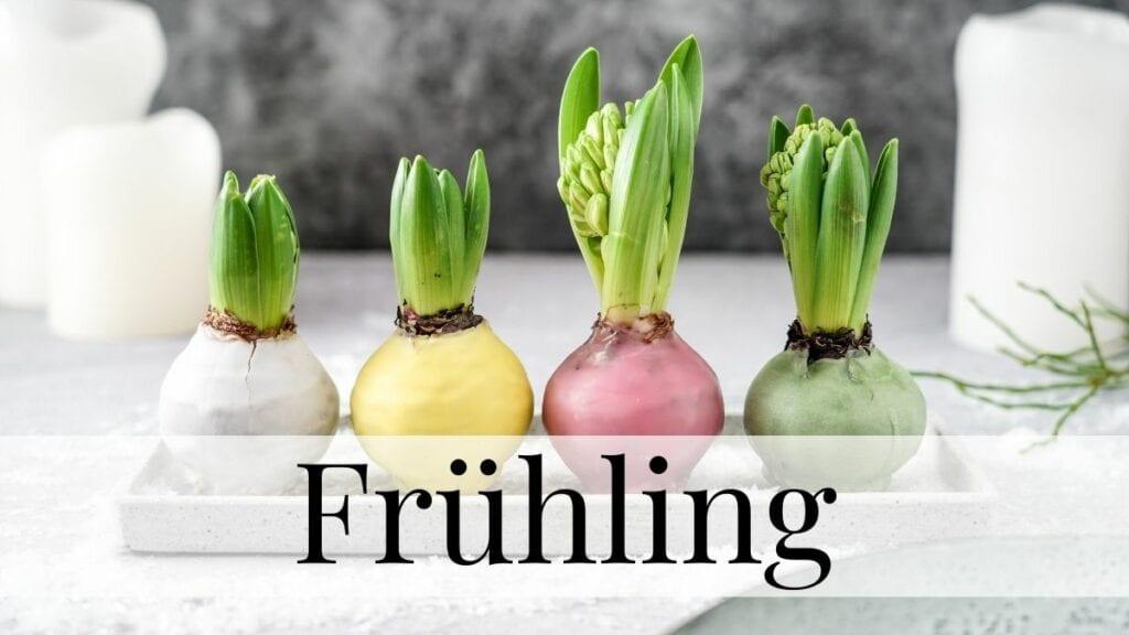 Kategorie Frühling