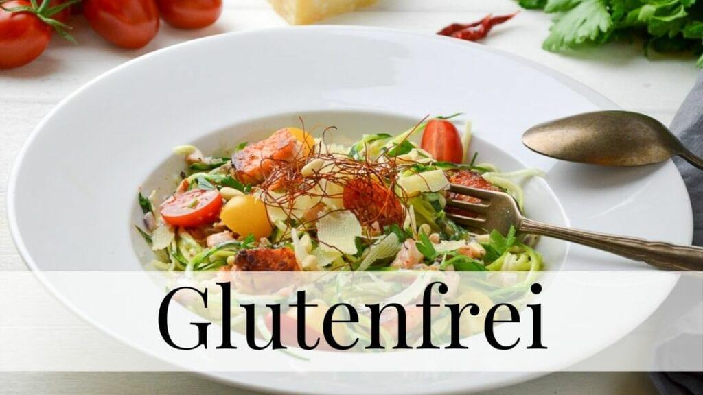 Kategorie Glutenfreie Rezepte