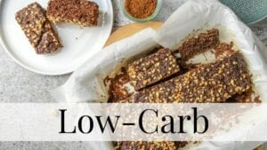 Kategorie Low Carb