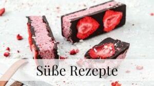 Kategorie Süße Rezepte