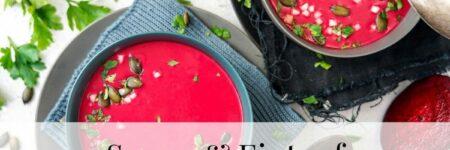 Kategorie Suppe und Eintopf