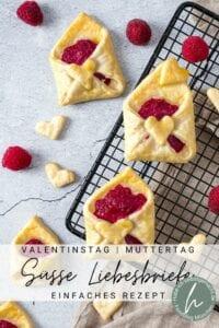 Liebesbriefe Rezept Muttertag Valentinstag