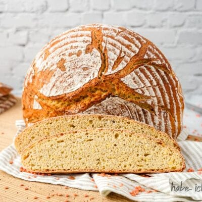 Brot #89 – Linsenbrot mit Dinkel